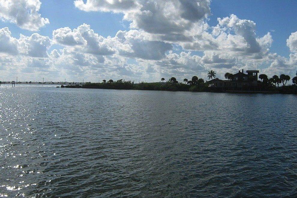 Jetty Park Merritt Island Florida