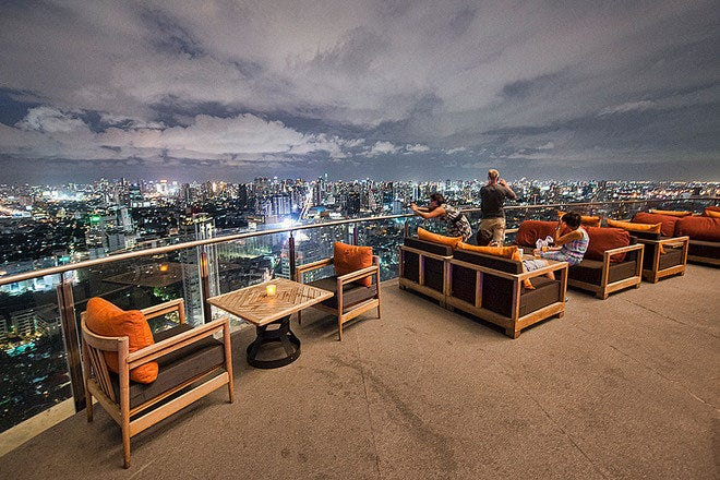 Zeppelin Rooftop Bar