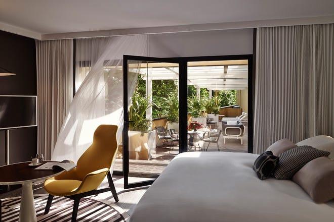 Hotels near Parc des Princes