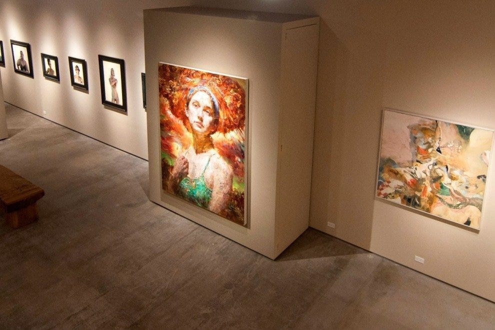 Contemporary Art Calendar Uk : Santa fe contemporary galleries best gallery reviews