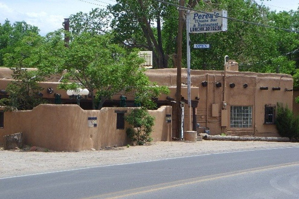 Restaurants Near Old Town Albuquerque