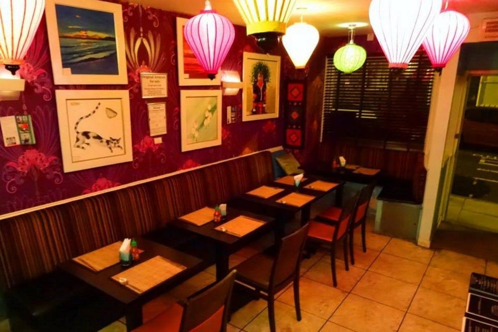 Vietnamese Restaurant Edinburgh Byo