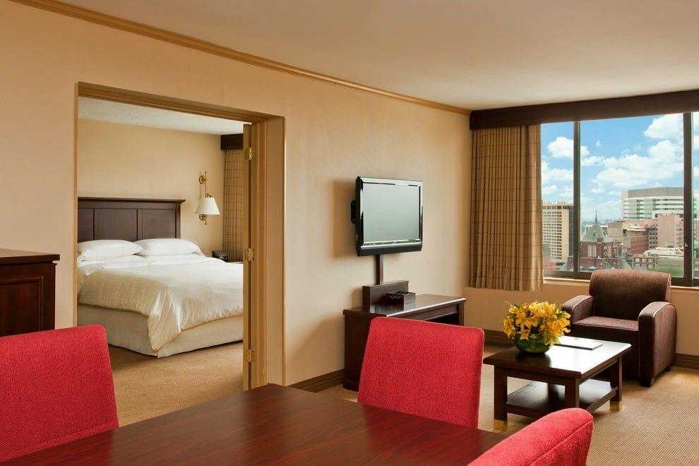 喜来登费城大学城酒店