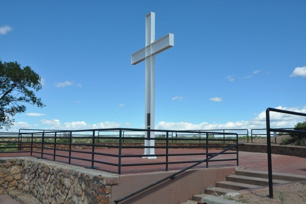 Cross of the Martyrs Park