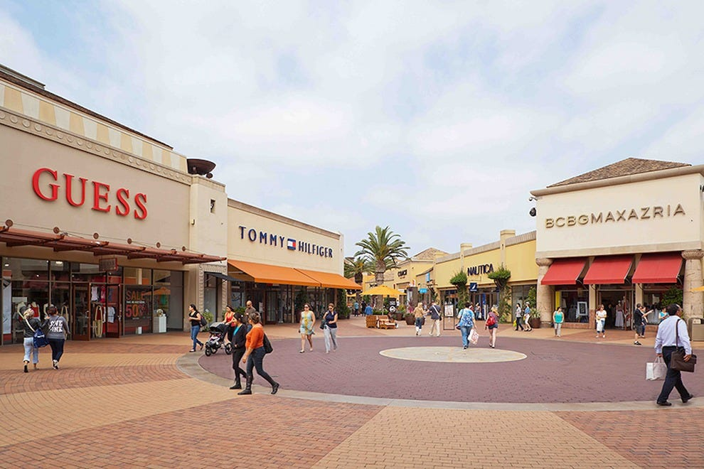 Best clothing stores in california