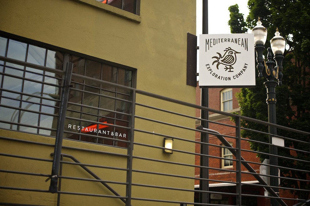 Mediterranean Exploration Company in the Pearl District