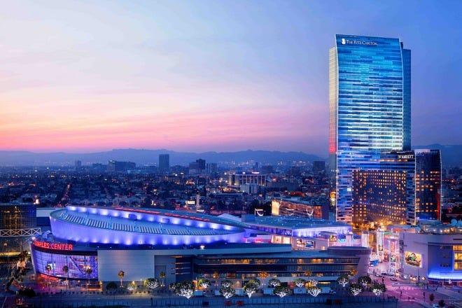 Hotels near Los Angeles Memorial Coliseum