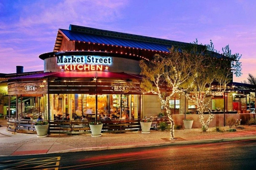 New Restaurants In Dc Ranch