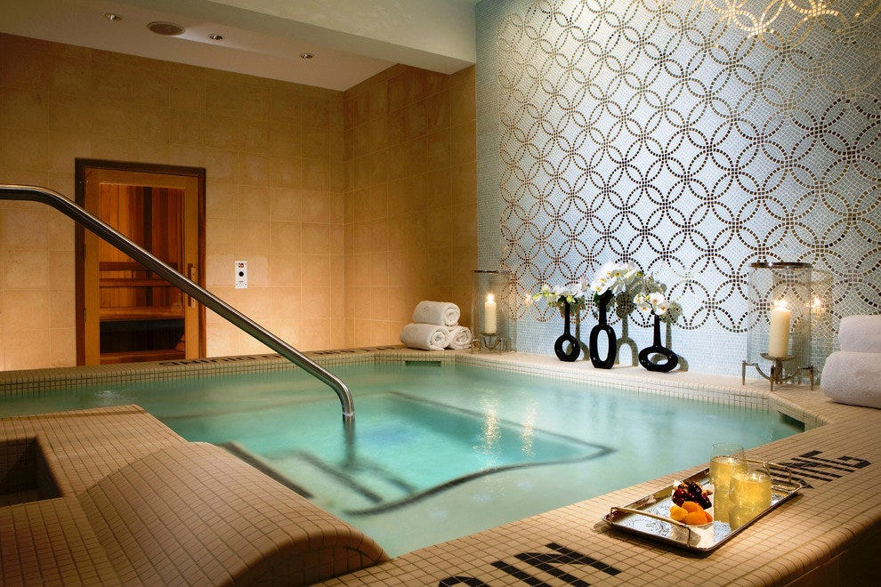 Atlanta spas 10best attractions reviews for Look 4 design salon