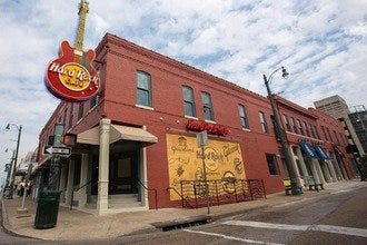 Hard Rock Cafe Memphis Relocates to Historic Building on Beale