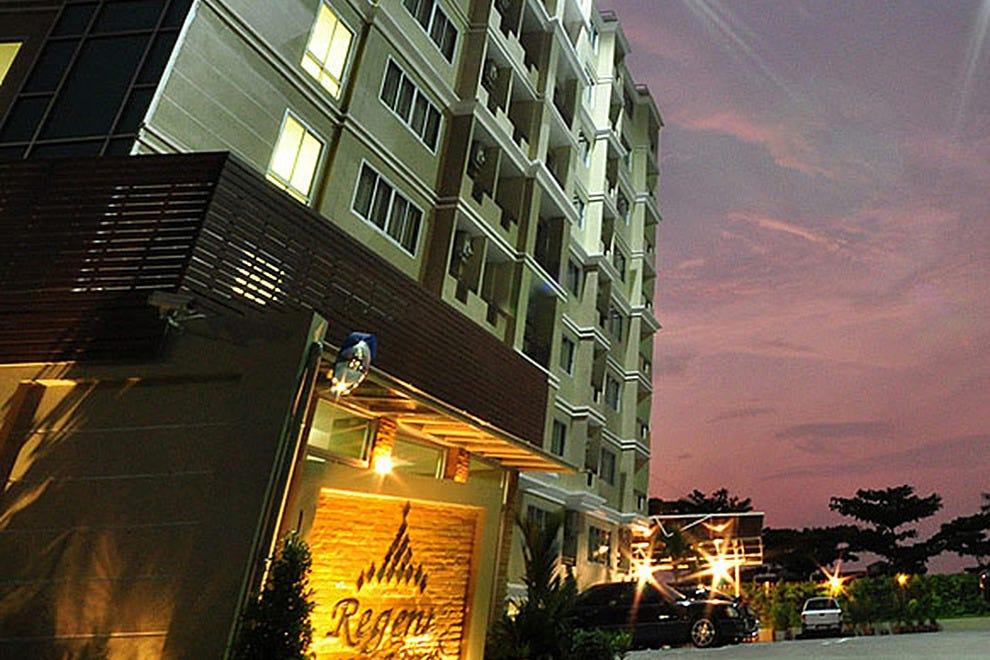 摄政素万那普国际机场酒店