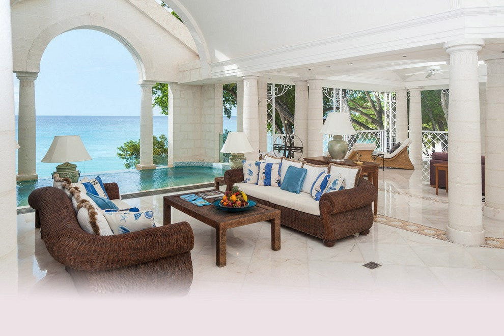 Sandy Lane's sumptuous splendor!