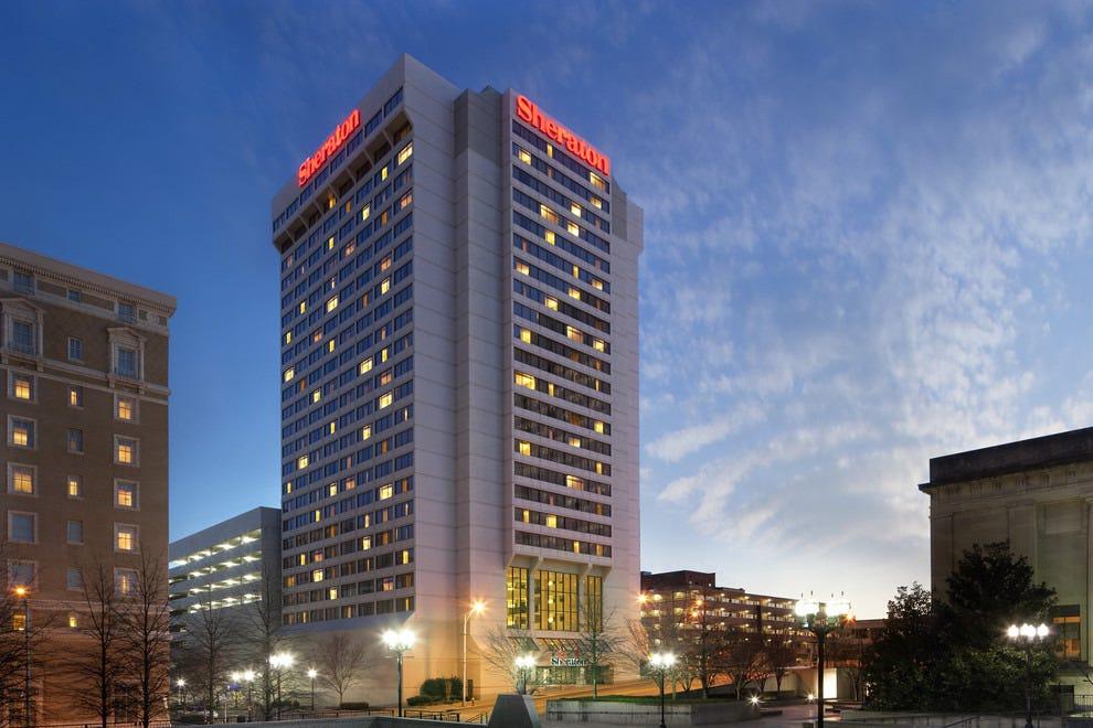 Sheraton Nashville Downtown Hotel: Nashville Hotels Review