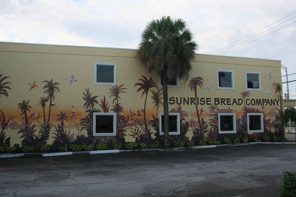 Sunrise Whole Grain Bakery and Coffee Shop