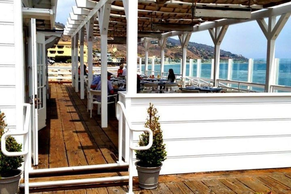 Malibu Farm Pier Cafe Los Angeles Restaurants Review 10Best Experts And To