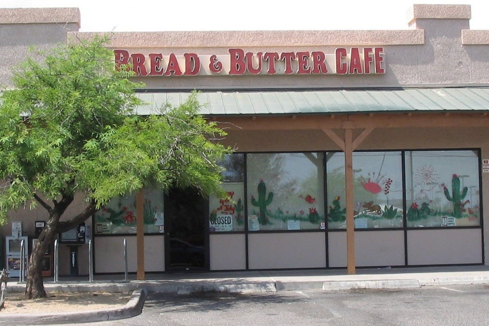 Bread and Butter Cafe