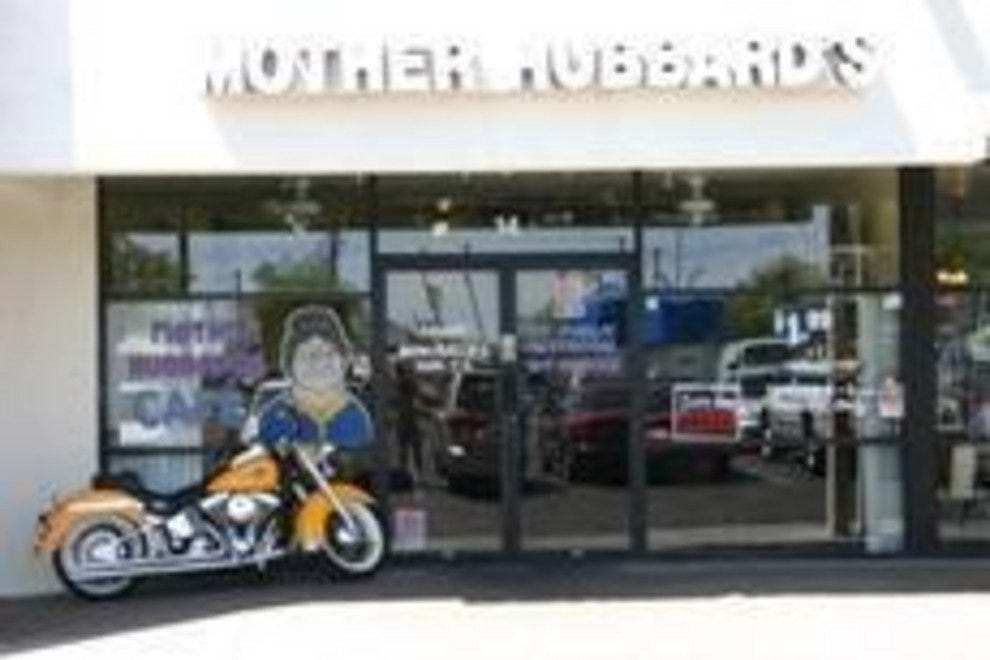 Mother Hubbard's Cafe