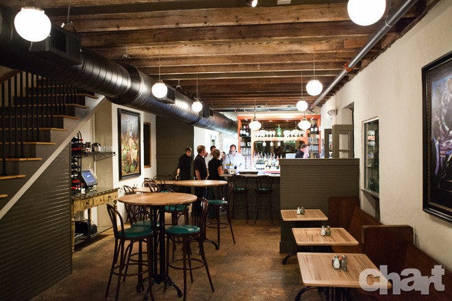 Acme Lowcountry Kitchen: Charleston