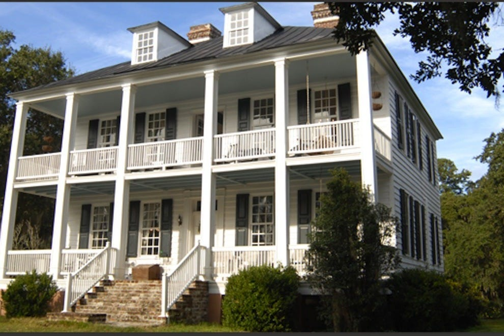 Charleston plantations 10best attractions reviews for Best home builders in south carolina