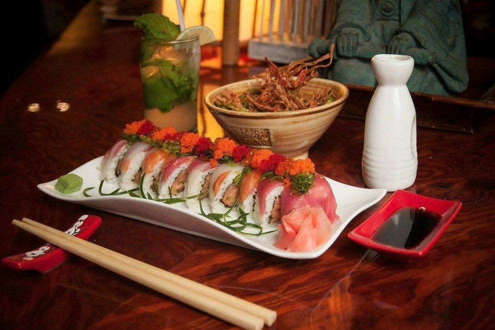 榻榻米寿司吧