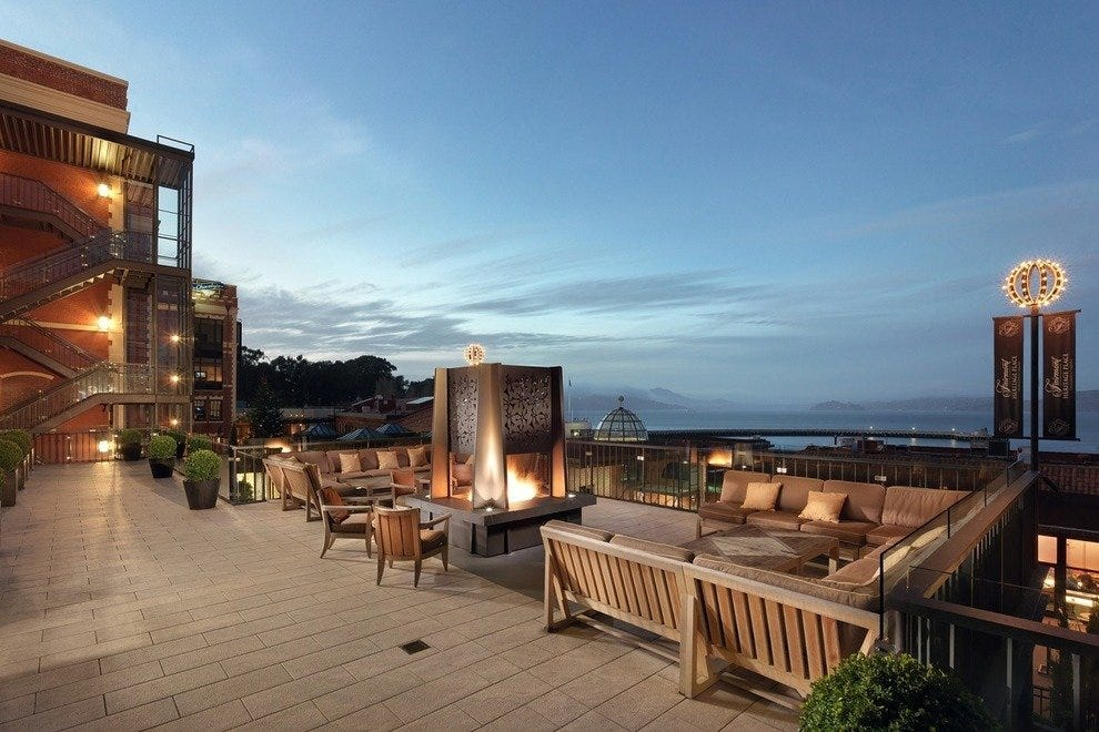 10best hotels with outdoor fire pits trip planning photo. Black Bedroom Furniture Sets. Home Design Ideas