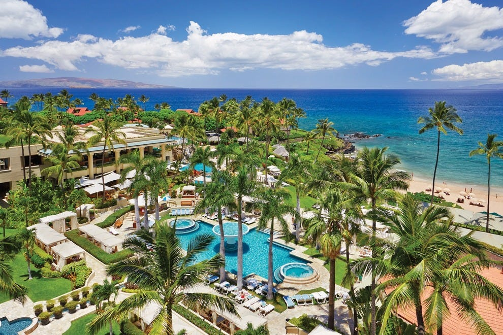 Image gallery maui hawaii hotels for Nicest hotels in maui