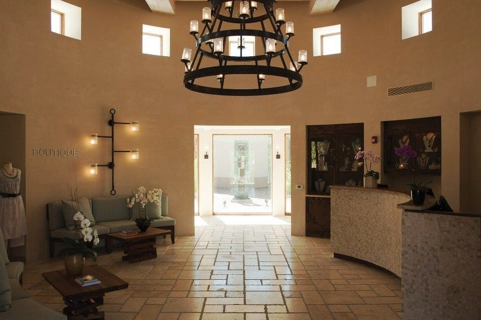 The Spa at Four Seasons Rancho Encantado Santa Fe