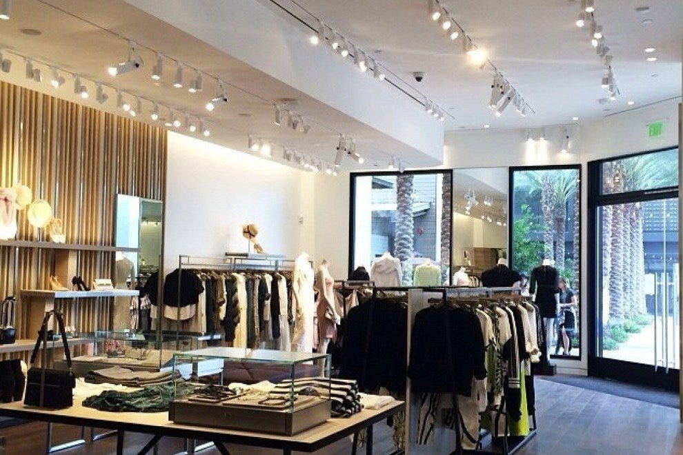 Intermix is one of two new fashion boutiques at Scottsdale Quarter