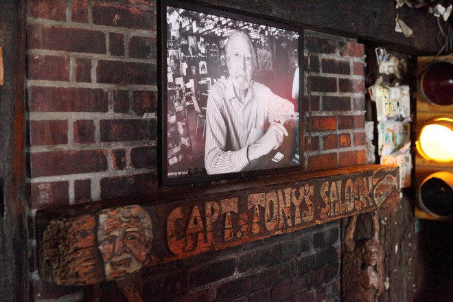 Captain Tony's Saloon