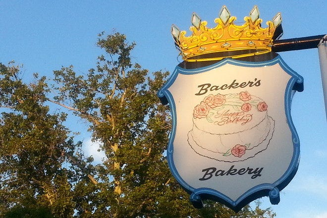 Mrs. Backer's Pastry Shop