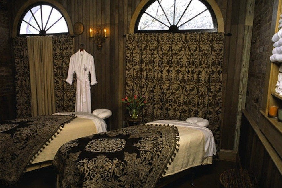 The Spa at Wentworth Mansion