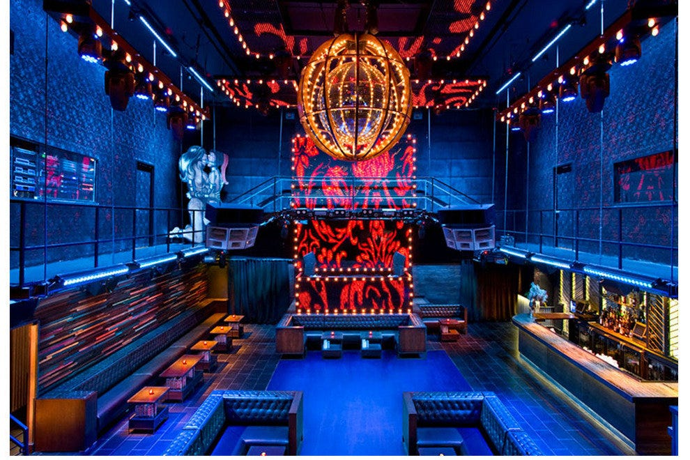 Marquee: New York Nightlife Review - 10Best Experts and Tourist ...