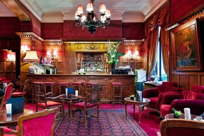 Bar Anglais At The Hotel Raphael Paris Nightlife Review 10best Experts And Tourist Reviews