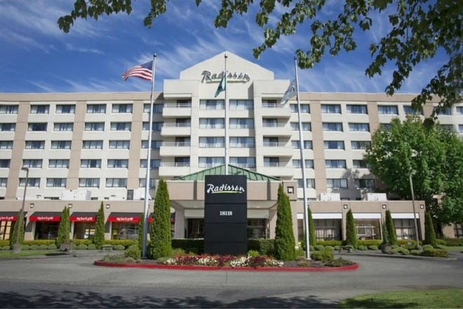 Radisson Hotel Seattle Airport Seattle Hotels Review
