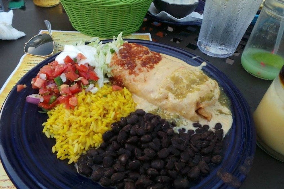 A flavorful, colorful meal at Banditos