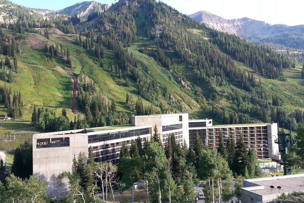 The Cliff Lodge Snowbird