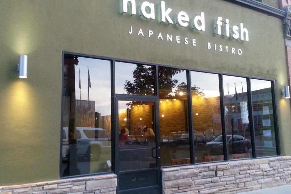 Naked Fish Japanese Bistro