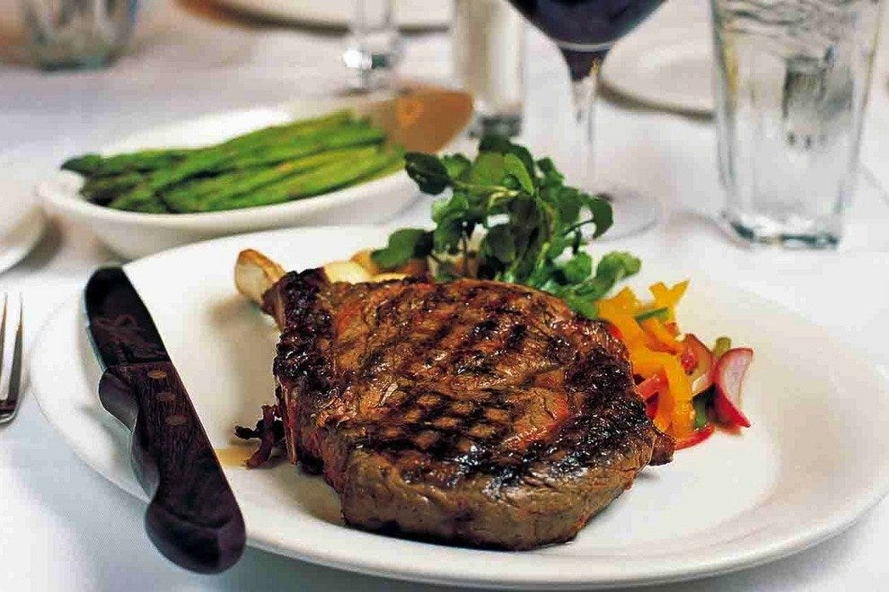 Restaurants near lucas oil stadium restaurants in for S kitchen steak house
