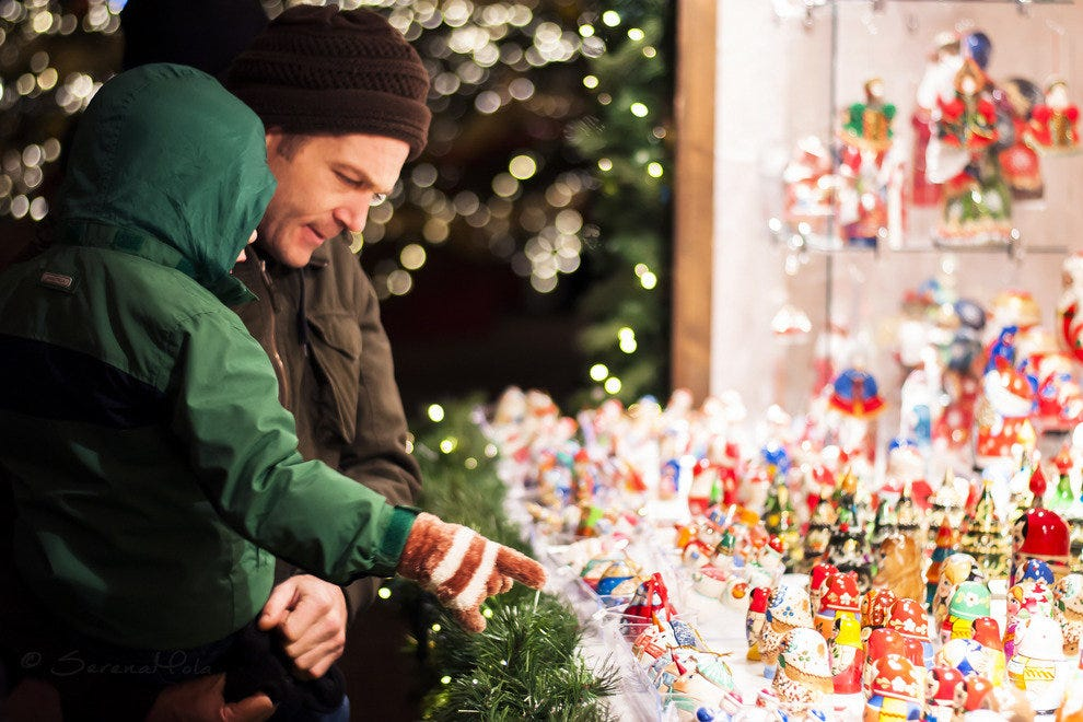 At Toronto Christmas Market, the whimsy is palpable