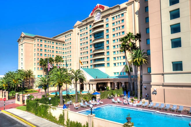 Airport Hotels In Orlando