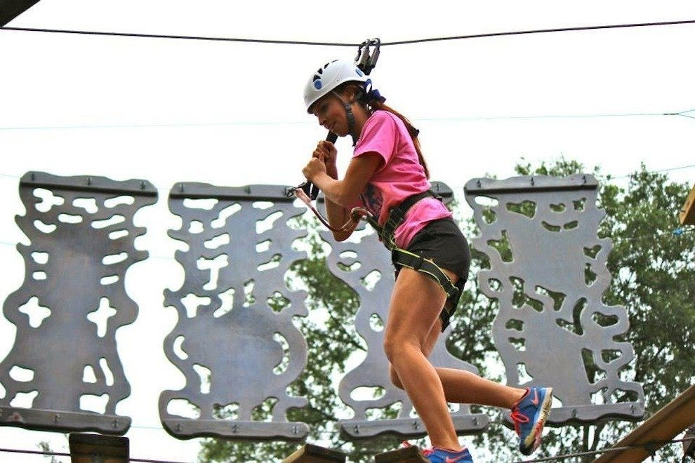 Wild Blue Ropes Brings All Ages Adventure To Charleston