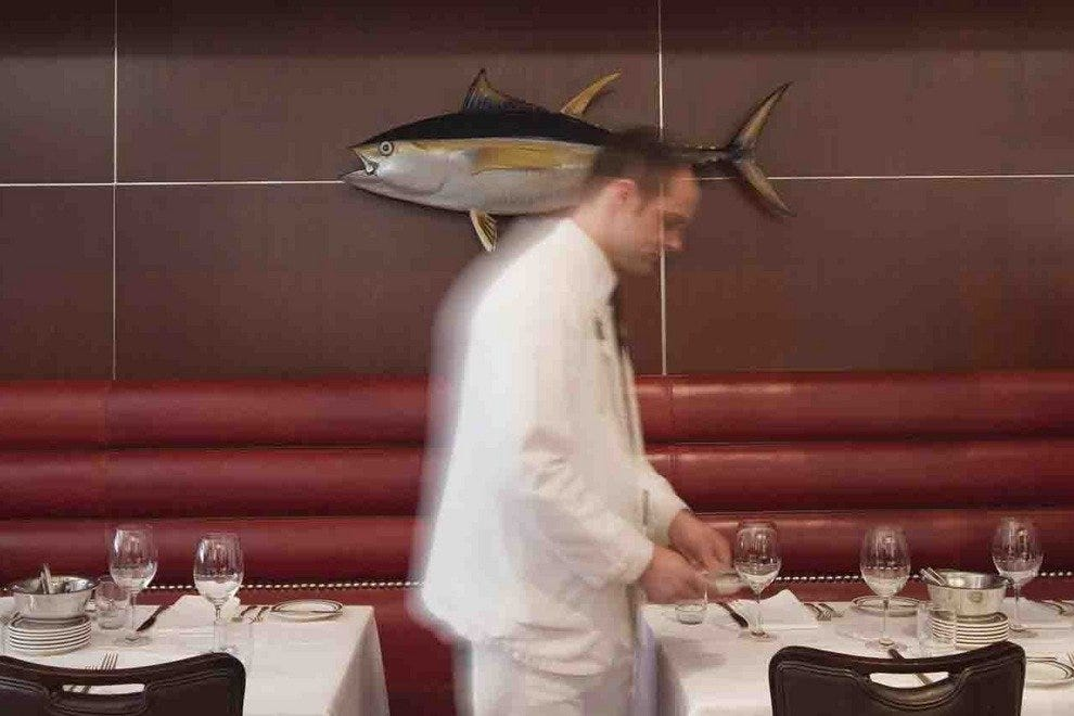 Oceanaire Seafood Room: Indianapolis Restaurants Review ...