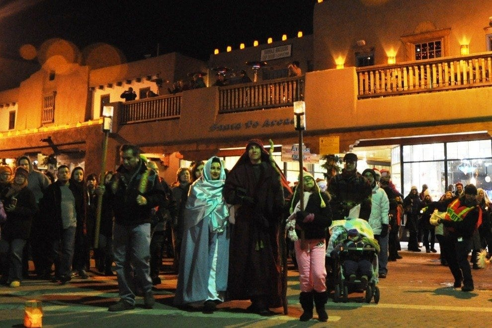 Las Posadas Santa Fe Attractions Review 10best Experts And