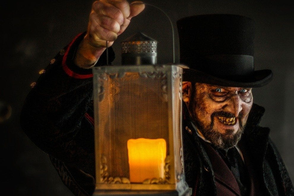 Legends is open year-round and ranks among the nation's top haunted houses