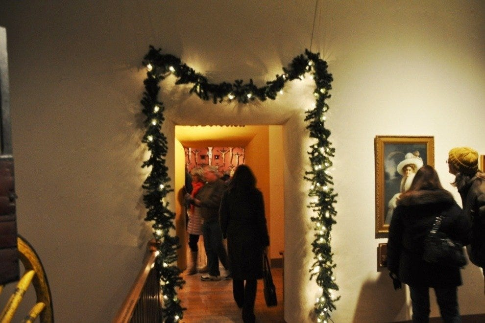 Christmas At The Palace.Christmas At The Palace Santa Fe Attractions Review