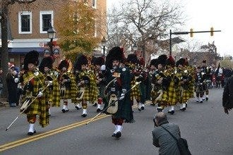 Scottish Christmas Walk Weekend and Parade