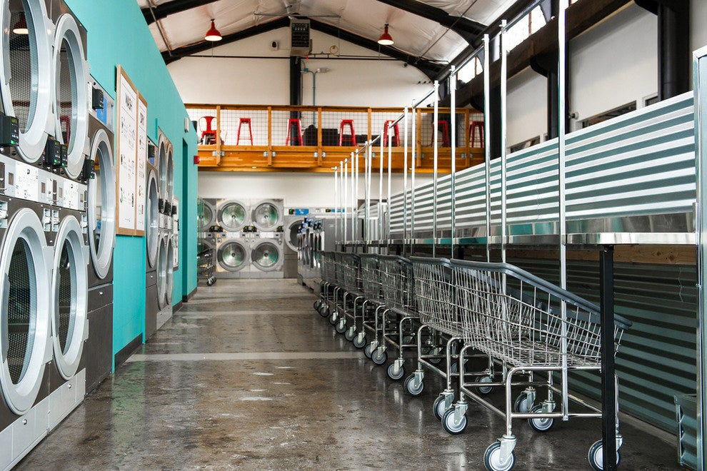 Portland Transforms the Laundromat Experience at Spin ...