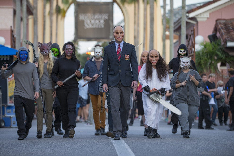 """The Purge: Anarchy"" comes to HHN. Will you survive the night?"