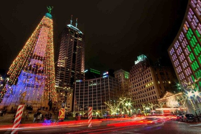 Holiday Attractions in Indianapolis