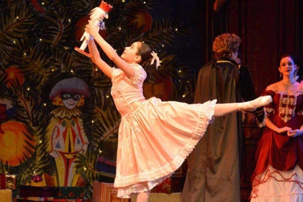 奥兰多芭蕾舞团的胡桃夹子和胡桃夹子家庭系列